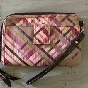 Used Thirty One Wristlet